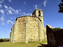 Granadilla (santiagolopezpastor) Tags: espagne españa spain cáceres provinciadecáceres extremadura medieval middleages pueblo puebloabandonado iglesia church