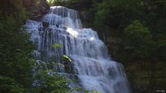 Cascade du Hérisson, l'éventail (WoPeR 25 ☘️) Tags: jura montagne massif massifdujura eau france francia frankreich franchecomté forêt lefrasnois 39 39130 sony cascades cascade hérisson cascadeshérisson