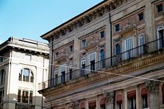 Bologna, Piazza Maggiore (mariaaa.filipova) Tags: bologna italy italia piazza maggiore architecture 2019 travel trip visit europe erasmus experience spring