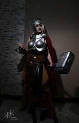 Cosplay Portraits from AnimeS Expo 2019: Day 1 (Thor) (SpirosK photography) Tags: cosplay costumeplay convention sofia bulgaria portrait animesexpo2019 animesexpo spiroskphotography thor femalethor marvel marvelcomics marveluniverse comics