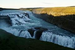 Gullfoss in Iceland, one of the most unique waterfalls in the world - Der gigantische isländische Wasserfall Gullfoss (cammino5) Tags: island iceland wasserfall waterfall juni 2019 gullfoss