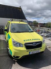 Irish National Ambulance Service - Subaru Forester - Rapid Response Vehicle - Killarney, County Kerry (firehouse.ie) Tags: rrv ireland hse emt nas ems emergency frc ambulances ambulance subarus suv subaruforester subaru