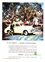 1954 FJ Holden Sedan Aussie Original Magazine Advertisement (Darren Marlow) Tags: 1 4 5 9 19 54 1954 f j fj h holden s sedan c car cool collectible collectors classic chrome a automobile v vehicle g m gm gmh general motors australia australian aussie 50s