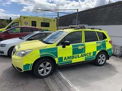 Irish National Ambulance Service - Subaru Forester - Rapid Response Vehicle - Killarney, County Kerry (firehouse.ie) Tags: ireland ambulance vehicle emergency ems emt nas frc ambulances hse rrv rapidresponsevehicle 4r03