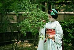 Photo session (walkkyoto) Tags: 舞妓 maiko 芸妓 geiko 京都 kyoto 日本 japan fe85mmf18