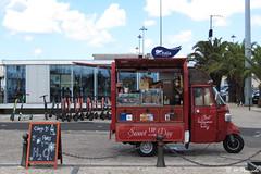 013826 - Lisboa (M.Peinado) Tags: motocarro comida belém lisboa portugal 07092019 juniode2019 2019 canonpowershotsx60hs canon ccby
