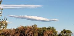 June 14, 2019 - Cool clouds. (David Canfield)