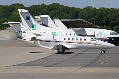 LX-JCT Cessna 525A Citationjet CJ2 Geneva 23rd May 2019 (michael_hibbins) Tags: lxjct cessna 525a citationjet cj2 geneva 23rd may 2019 lx luxemburg europe european citation jet twin jets