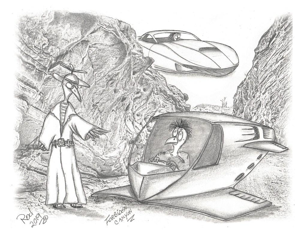 Original Eggman Concept Art