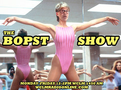 Bopst Show (BOPST) Tags: bopst bopstshow design graphicdesign photoshop poster gigposter radioshow amradio movieposter movieparody perfect jamieleecurtis 80s rva 2017