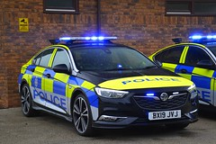 BX19 JVJ (S11 AUN) Tags: leicestershire leics police vauxhall insignia grand sport sri vxline turbod anpr area car traffic advanced driver training drivingschool pursuit trainer rpu roads policing unit 999 emergency vehicle bx19jvj