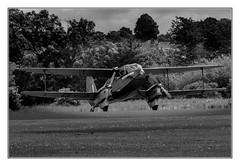 De Havilland DH.89A Dragon Rapide-2 (NikonNeil) Tags: raf rafcosford ww11 bw blackandwhite de havilland dh89a dragon rapide2