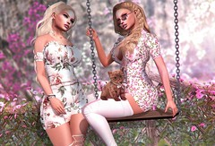 On the swing (nannja.panana) Tags: blackbantam birth bondi cncreations candydoll catwa collabor88 cosmopolitanevent darkling equal10 fameshed letredoux maitreya nannjapanana realevil scandalize shinyshabby tmp