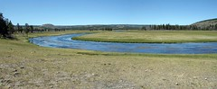 Firehole river (D70) Tags: firehole river yellowstonenationalpark stitched wyoming usa