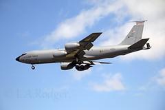 KC135  10309 (TF102A) Tags: aviation aircraft airplane prestwick prestwickairport usaf usairforce kc135 10309 wisconsinang