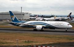 A4O-SF (ianossy) Tags: a4osf boeing 7879 dreamliner b789 omanair lhr egll
