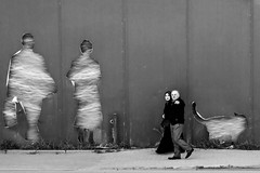 Istanbul (ale neri) Tags: street bw aleneri turkish people istanbul turkey streetphotography blackandwhite batis28135 alessandroneri
