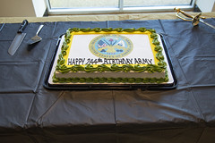 ANC Employees and Leadership Celebrates the U.S. Army's 244th Birthday with Two Cake Cuttings (Arlington National Cemetery) Tags: arlingtonnationalcemetery anc usarmy usa arlington virginia
