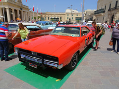 """GENERAL LEE ~ St George's Square, Malta, 090619 S Widdowson (50008""""thunderer"""") Tags: general lee"""