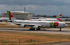 CS-TOA (ianossy) Tags: airbus a340312 a343 air portugal tap tp lhr egll cstoa
