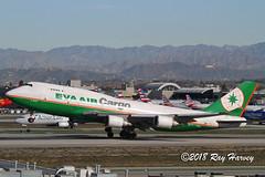 EVA Air Cargo B-16407 leaving Los Angeles (320-ROC) Tags: evaair eva evaaircargo b16407 boeing747 boeing747400 boeing747400f boeing74745ebdsf boeing 747 747400 747400f 74745ebdsf b744 lax klax losangelesinternationalairport losangelesairport losangeles imperialhill