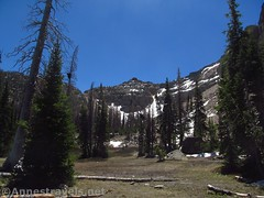 An Unnamed Peak of Notch Mountain (annestravels2) Tags: ibantiklake utah uintamountains mountains notchmountain