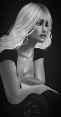 you knew. you said you would be be careful with me.  you weren't. (sofiabella capalini) Tags: portrait boundaries respect lover love secondlife sl cry tears sad standards selfworth heartache heart