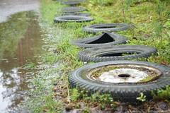 Kyrkö mosse (II) (kristian.warnholz) Tags: swamp forest water vehicle
