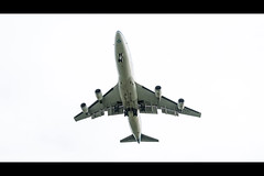 Papa Kilo Charlie (Chris 1971) Tags: boeing 747 jumbojet 747400 klm royaldutchairlines spl schiphol shl airport luchthaven polderbaan phckc 747400f 747406fer cargo orange