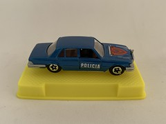 Mira Spain - Number 2138 - Mercedes Policia - Miniature Diecast Metal Scale Model Emergency Services Vehicle (firehouse.ie) Tags: metal mercedes miniatures miniature model models mercedesbenz mira police policia mira2138 voiture vehicles vehicle voitures vintage