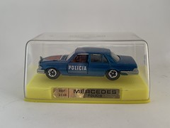 Mira Spain - Number 2138 - Mercedes Policia - Miniature Diecast Metal Scale Model Emergency Services Vehicle (firehouse.ie) Tags: metal mercedes miniatures miniature model models mercedesbenz mira mib police policia mintinbox mira2138 voiture vehicles voitures vintage vehicle