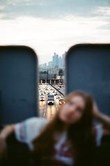 Sity (belousovph) Tags: kodak color plus 200 iso200 analog film manual girl portrait eyes light 35mm beauty canon a1 nfd fd 50mm f14 14