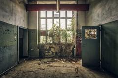 alOne (Nils Grudzielski) Tags: lostplaces abandonedplaces urbanexploration decay old