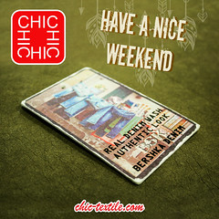 Have a Nice Weekend (chictextile) Tags: chictextile fashion trend spring summer ss20 fabric designdenim accessories leather bag hangtag metal carelabel buckle badge cord cordendwoven button rivet hanger box rubber beltbuckle label appareldesign follow me
