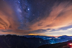 合歡山 銀河 - Milky Way of Hehuan Mountain (BisonAlex) Tags: 南投 taiwan sony a73 a7iii a7m3 a7 台灣 外拍 旅拍 travel hehuanmountain 合歡山 銀河 milkyway glacier