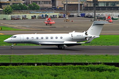 N99KZ Untitled  Gulfstream Aerospace G650 (G-VI) (阿樺樺) Tags: n99kz untitled gulfstream aerospace g650 gvi