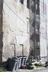Urban Dark Side (youdoph) Tags: city urban wall trash street architecture streetphotography