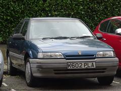 1992 Rover 216 GSi Auto (Neil's classics) Tags: 1992 rover 216gsi auto car