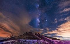 合歡山 瑪雅平台銀河 - Milky Way of Hehuan Mountain (一 B_A_C 一) Tags: 南投 taiwan sony a73 a7iii a7m3 a7 台灣 外拍 旅拍 travel hehuanmountain 合歡山 銀河 milkyway glacier