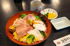 Kaisendon - Ryoshimura (yukilanieve) Tags: japan sony saga 九州 佐賀 α7ii α7ⅱ food sashimi seafood karatsu