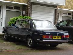 1977 Mercedes Benz 280E (Neil's classics) Tags: 1977 mercedes benz 280e w123 car