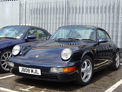 1991 Porsche 911 Turbo (Neil's classics) Tags: 1991 porsche 911 turbo 3600cc car
