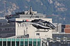 HB-ZYN Bell 505 Heli Alps Geneva 23rd May 2019 (michael_hibbins) Tags: hbzyn bell 505 heli alps geneva 23rd may 2019 hb swiss switzerland europe european aeroplane aerospace aircraft aviation airplane aero airport airports