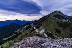合歡山日出 - Sunrise of Hehuan Mountain (一 B_A_C 一) Tags: 南投 taiwan sony a73 a7iii a7m3 a7 台灣 外拍 旅拍 travel hehuanmountain 合歡山 日出 sunrise