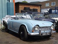 1962 Triumph TR4 (Neil's classics) Tags: 1962 triumph tr4 2138cc car
