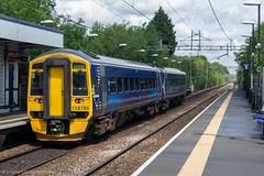 Northern 158786 (Mike McNiven) Tags: arriva railnorth northern scotrail dmu diesel multipleunit expresssprinter sprinter manchester manchesterairport airpot gatley barrow barrowinfurness