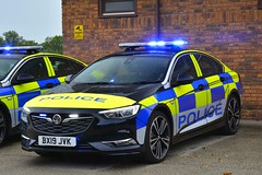 BX19 JVK (S11 AUN) Tags: leicestershire leics police vauxhall insignia grand sport sri vxline turbod anpr area car traffic advanced driver training drivingschool pursuit trainer rpu roads policing unit 999 emergency vehicle bx19jvk
