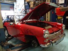 1972 MG Midget (Neil's classics) Tags: 1972 mg midget 1275cc car
