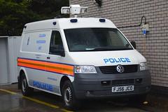 FJ56 JCO (S11 AUN) Tags: leicestershire leics police volkswagen transporter collision investigation unit ciu response van 999 emergency vehicle fj56jco