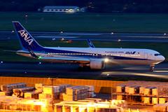 All Nippon Airways | Boeing 767-300ER | JA626A | Tokyo Narita (Dennis HKG) Tags: aircraft airplane airport plane planespotting staralliance canon 7d 70200 tokyo narita rjaa nrt allnipponairways allnippon ana nh japan boeing 767 767300 boeing767 boeing767300 767300er boeing767300er ja626a